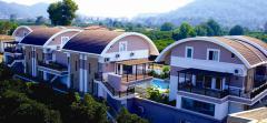 Tonoz çati çözümleri