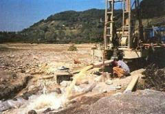 Çevre geotekniği ve hidrojeolojik araştırmalar