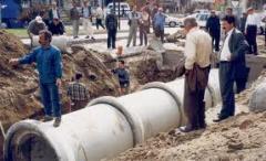 Kanalizasyon ve yağmur suyu hatları