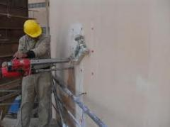 Hidrolik beton kesme makinesi ile beton kesme