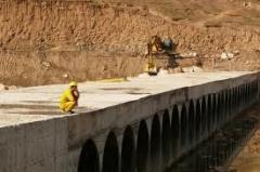 Köprü inşaat faaliyetleri