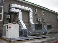 Havalandırma ve ısıtma sistemleri