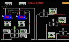Kazan sistemi otomasyonu