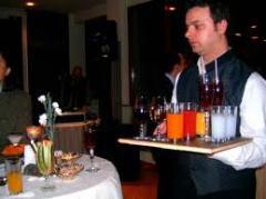 Parti organizasyonu ve catering hizmetleri