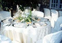 Düğün kokteyl servisi