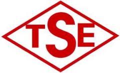Türk standardlarına uygunluk belgesi