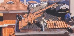Çatı kaplama uygulamaları