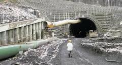 Tünel inşaatlarının uygulamaları