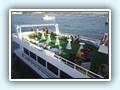 Boğaz turu tekne görüntüleri
