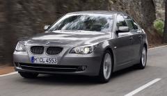 BMW 520 kiralama