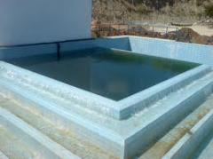 İçme suyu arıtma tesisi