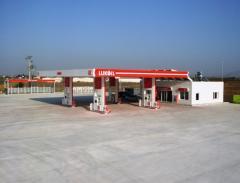 Ajuste de gasolineras