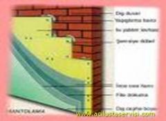 Çatı onarım izolasyon
