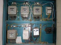 Elektrik proje ve taahhüt hizmetleri